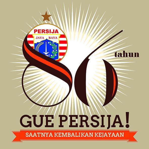 Selamat Ulang Tahun Persija Jakarta Gra86lory Kaskus