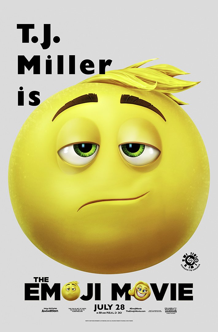 Preview Film The Emoji Movie 2017 Edwin Dianto New Kid On The Blog