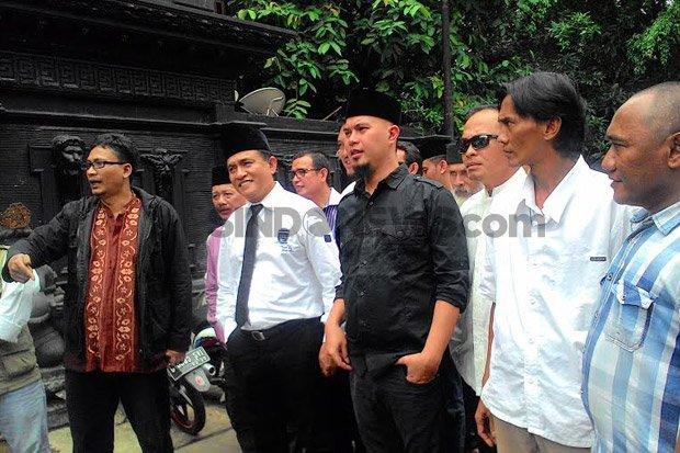Jadi Tersangka Penghinaan Presiden, Ahmad Dhani Tak Ditahan