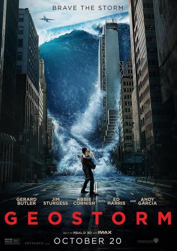 Preview Film Geostorm 2017 Edwin Dianto New Kid On The Blog